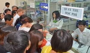 Hà Nội đề xuất tăng học phí