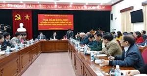 'Hà Nội - Điện Biên Phủ trên không': Sức mạnh của khối đoàn kết toàn dân tộc