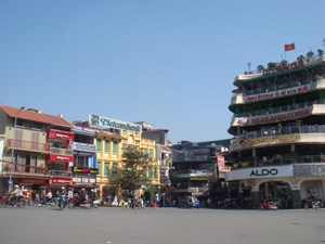 Hà Nội mở thêm phố đi bộ