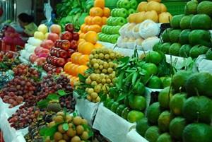 Hà Nội: Thí điểm cửa hàng kinh doanh trái cây an toàn