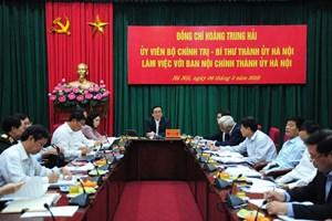 Hà Nội xử lý dứt điểm 33 vụ việc khiếu nại, tố cáo kéo dài