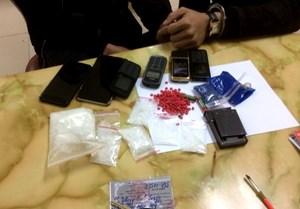 Hà Tĩnh: Bắt giữ 2 đối tượng vận chuyển ma túy