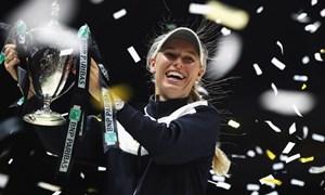 Hạ Venus, Wozniacki giành danh hiệu danh giá nhất sự nghiệp