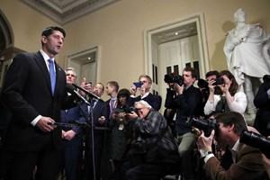 Hạ viện Mỹ thông qua dự luật cải cách thuế của đảng Cộng hòa