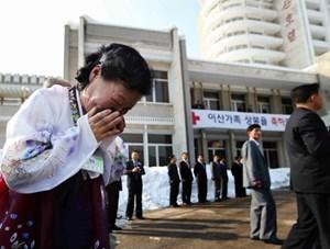 Hai miền Triều Tiên tiến hành hội đàm về đoàn tụ các gia đình ly tán