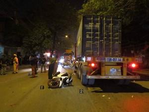 Hải Phòng: Thanh niên tử nạn trên đường đi cổ vũ U23 Việt Nam