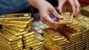 Hai thương hiệu vàng trong nước giảm nhẹ theo đà giảm của thế giới