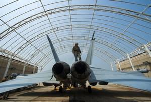 Hàn-Mỹ tiến hành tập trận không quân lớn