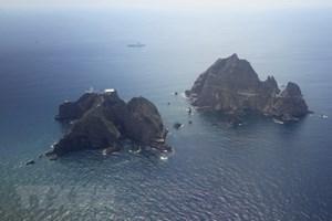 Hàn Quốc chỉ trích Nhật Bản tuyên bố chủ quyền đối với đảo tranh chấp