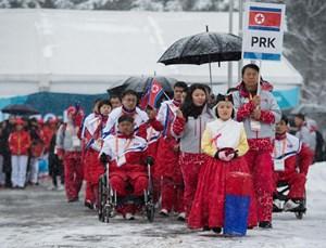 Hàn Quốc hỗ trợ cho Triều Tiên tham dự Paralympic