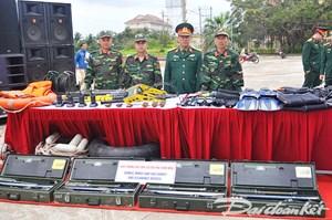 Hàn Quốc hỗ trợ Việt Nam 20 triệu USD để khắc phục hậu quả bom mìn