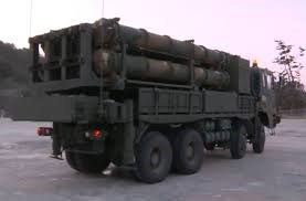 Hàn Quốc lần đầu tập trận phóng tên lửa tự sản xuất