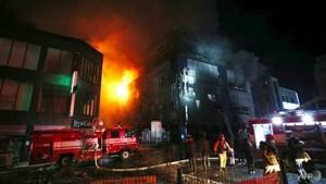 Hàn Quốc thông tin chi tiết về vụ hỏa hoạn nghiêm trọng
