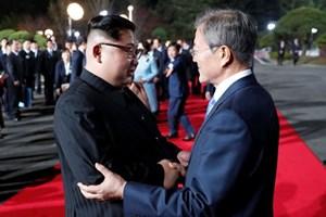 Hàn-Triều đàm phán cấp cao