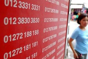 Hàng triệu thuê bao 11 số chuyển về 10 số như thế nào?