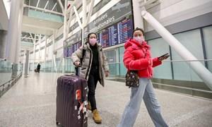 Các sân bay giảm khoảng 20% khách do dịch Covid-19