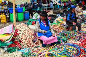 Hấp dẫn Ecuador