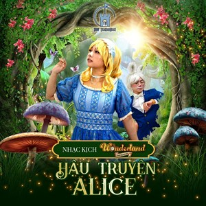 Ra mắt vở diễn 'Hậu chuyện Alice' bằng tiếng Anh