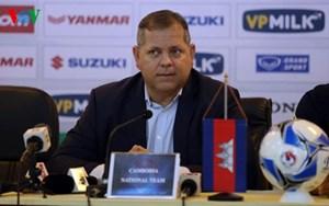 """Hết gây sốc, HLV Vitorino thừa nhận Campuchia """"dưới cơ"""" ĐT Việt Nam"""