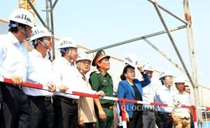 Bảo đảm tiến độ, chất lượng công trình Nhà Quốc hội Lào