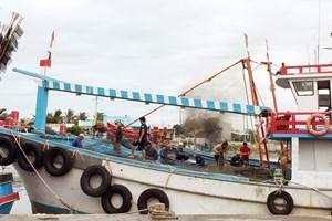 Hiện đại hóa tàu đánh bắt xa bờ