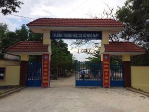 Hiệu trưởng Trường THCS Ngô Mây Đắk Lắk: Lừa đảo hàng trăm triệu đồng