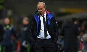 HLV của Italy không muốn từ chức dù tan mộng World Cup