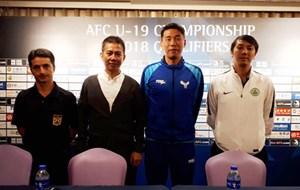 HLV Hoàng Anh Tuấn mong người hâm mộ không 'bỏ rơi' U19 Việt Nam