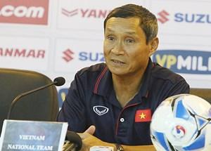 HLV Mai Đức Chung từ chối làm trợ lý cho đồng nghiệp Hàn Quốc