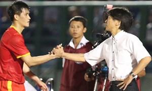 HLV Miura ra mắt đội bóng của Công Vinh