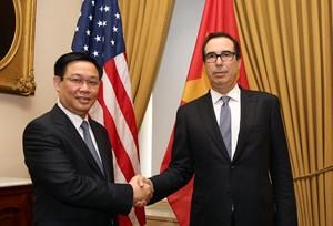 Hoa Kỳ ủng hộ Việt Nam độc lập, thịnh vượng