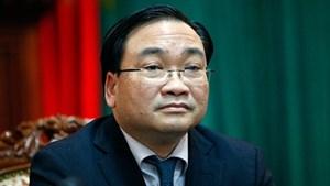 Bộ Chính trị kỷ luật Cảnh cáo ông Hoàng Trung Hải