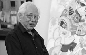 Họa sĩ Trần Khánh Chương: Người nặng lòng với mỹ thuật