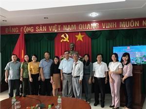 Hội đồng Tư vấn Đối ngoại và Kiều bào khảo sát tại Đồng Nai