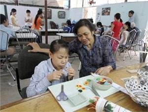 Hội nghị đối thoại với người khuyết tật