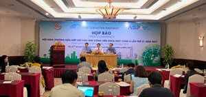 Hội nghị Hiệp hội Khu công viên khoa học Châu Á lần thứ 21