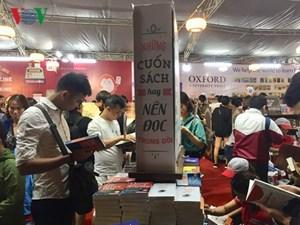 Hội sách Đà Nẵng 2018 đạt doanh thu gần 19 tỷ đồng sau 5 ngày tổ chức