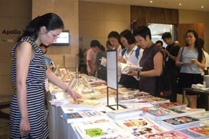 Hội sách Mini Book Fair Việt Nam - Nhật Bản