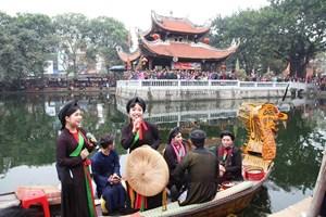 Bắc Ninh: Dừng tổ chức Hội Lim xuân 2020