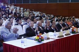 BẢN TIN MẶT TRẬN: Đại hội đại biểu toàn quốc Hội Luật gia Việt Nam lần thứ XIII