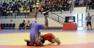 Hơn 300 vận động viên tham dự giải vô địch trẻ vật cổ điển, vật tự do toàn quốc
