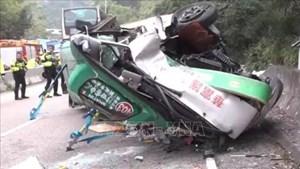 Sri Lanka: Tai nạn xe buýt nghiêm trọng
