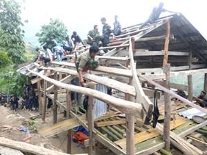 Hoàng Su Phì (Hà Giang): Hỗ trợ xây dựng nhà ở cho hộ gia đình chính sách