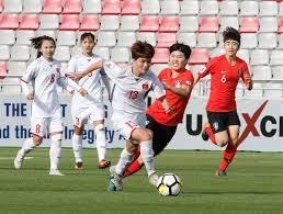 Bóng đá nữ vòng loại Olympic 2020: Việt Nam - Hàn Quốc 0-3: Chênh lệch đẳng cấp