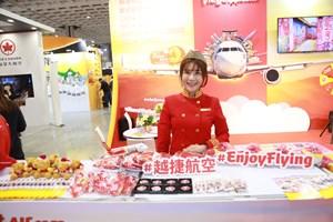 Vietjet tung đợt khuyến mại khủng trên tất cả các đường bay đến Đài Loan nhân Triển lãm Du lịch Đài Bắc 2019