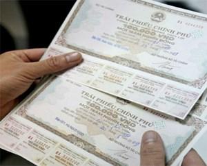Huy động thêm 2.810 tỷ đồng trái phiếu Chính phủ