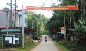 Huyện Trần Văn Thời đổi thay nhờ xây dựng nông thôn mới