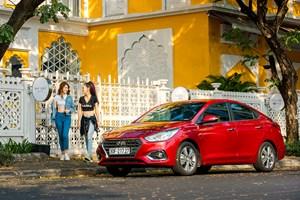 50 xe Hyundai Accent được bán ra mỗi ngày