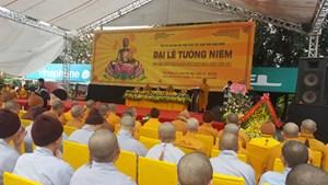 Nam Định: Tưởng niệm 711 năm ngày Phật hoàng Trần Nhân Tông nhập Niết bàn