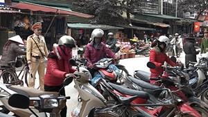 Nam Định: Tăng cường đảm bảo trật tự an toàn giao thông